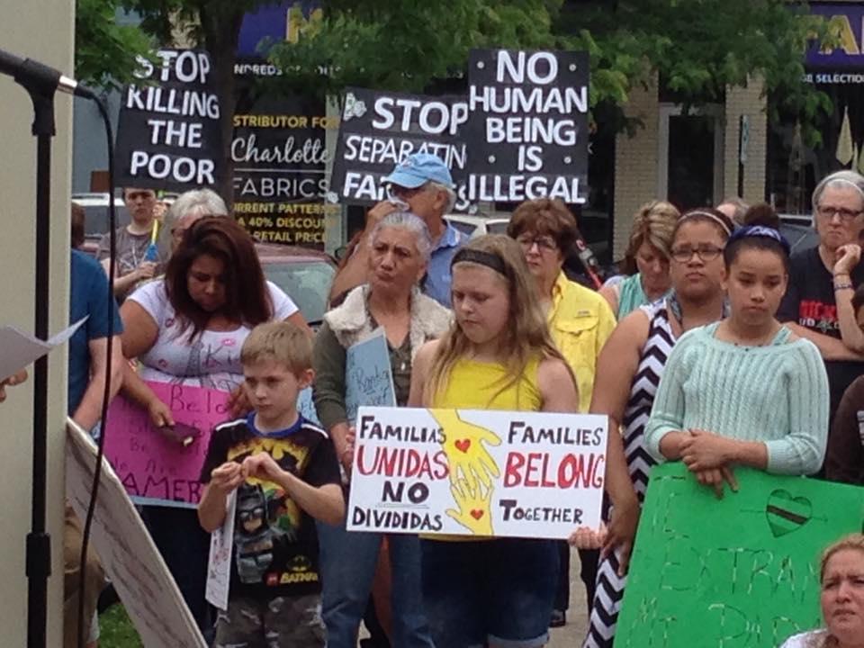 Corsos rally in Norwalk 3